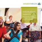 Individualised Supports Booklet and Costing Tools