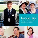 Include Me – creating volunteer opportunities for people with a disability (2012)