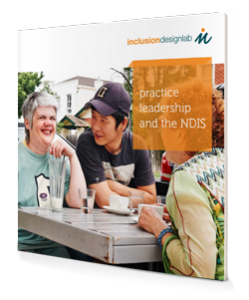 Soon to be released: Practice Leadership and the NDIS publication