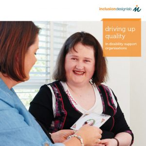 NDIS Readiness Volume 2 - Driving up Quality in Disability Support Organisations