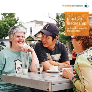 NDIS Readiness Volume 1 - Practice Leadership in Disability Support Organisations