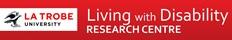 LaTrobe Uni Living with Dosability Research Centre logo